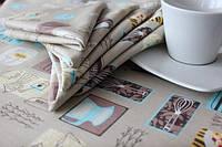 Скатерть Белорусская  120*145 (4 салфетки 45*45)