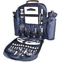 Рюкзак для пикника с комплектом столовых приборов