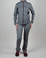 Женский спортивный костюм Nike 7135 Серый