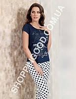 Женская пижама Mel Bee (Sahinler) MBP 22721, костюм домашний с брюками