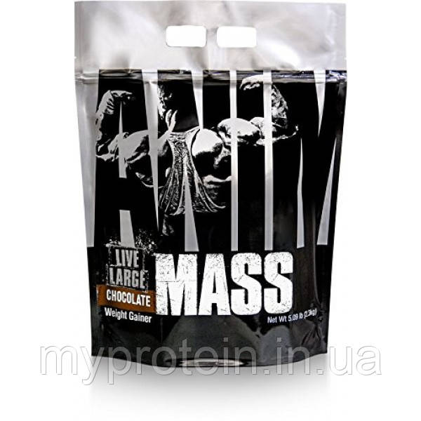 Universal nutrition Гейнер Animal MASS (2,3 kg )