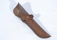 Чехол для ножа кожа 3,5х15 см