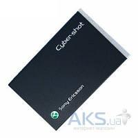 Задняя часть корпуса (крышка аккумулятора) Sony Ericsson C902 Black
