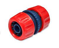 Ремонтный соединитель пластиковый для шланга, 3/4,Technics (арт. 72-446)