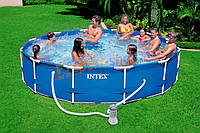 Каркасный бассейн Intex 28212 (56996) (366х76 см)