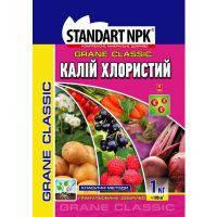 Калий Хлористый, 1кг (Standart NPK/Агрохимпак)