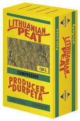 Натуральный верховой торф Durpeta 250л, pH (H2O) 3,5-4,5