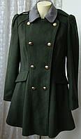 Пальто женское демисезонное модное шинель бренд G 21 р.46 5931