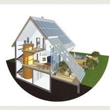 Пассивный дом и его принцип работы. Без счетов за отопление.