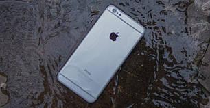 Что происходит с iPhone после попадания жидкости. Вскрытие утопленника