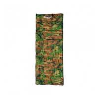 Спальный мешок KingCamp ARMY MAN R Camo, фото 1
