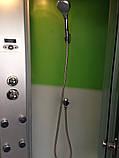 Гидромассажный бокс (гидробокс) Diamond A-816 (матовое стекло), 900х900х2130 мм., фото 7