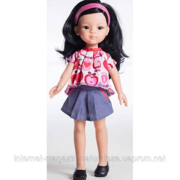 Кукла Paola Reina Лилу в летнем