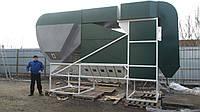 Обработка зерна ИСМ-100 ЦОК