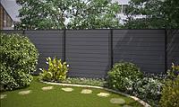 Забор из ДПК ТМ  RENWOOD 1,85 на 1,85 м