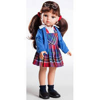 Кукла Paola Reina школьница Кэрол