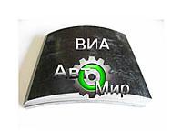 Накладка тормозная Икарус, МАЗ (ТРИБО) 018.01-3341-013-01