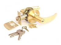 3Защелка Апекс 8082-01 GМ (ключ)