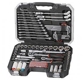Набор инструмента 1 4 + 1 2. 111 предметов. Инструмент FIXMAN (BT111)