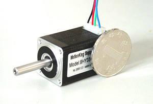 Шаговый двигатель 8H2A 20mm (1.8 °)