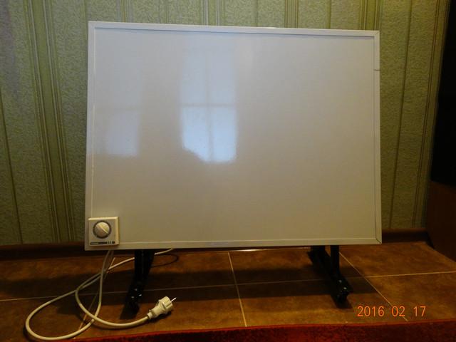 Як правильно вибрати інфрачервону панель-обігрівач. Приклад розрахунків.