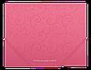 Папка А5 на рез., пласт. Barocco BM.3902-10 (розов)