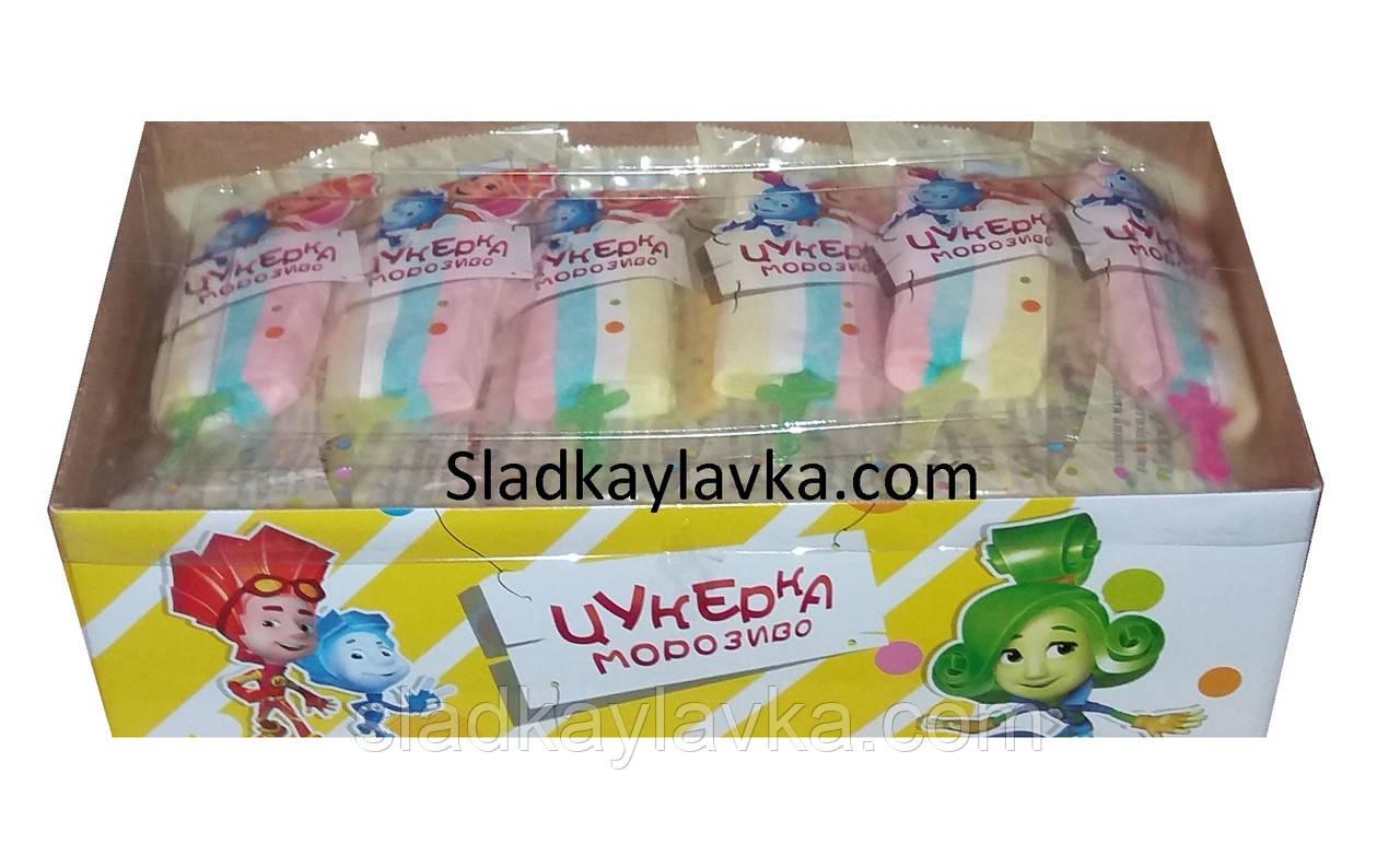Жевательный мармелад Конфета Мороженое 30 шт (Китай)
