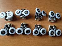 Комплект роликов для двери гидробокса 26 мм