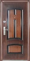 Входная металлическая дверь Двери Оптом Стандарт TP-C 12 глянец (лак) 960
