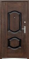 Входная металлическая дверь Двери Оптом Стандарт TP-C 61 бархатный лак 960