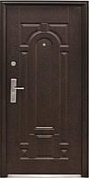 Входная металлическая дверь Двери Оптом Стандартные ТР-С 17 молоток 960