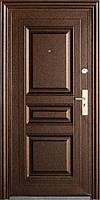 Входная металлическая стандартная дверь Двери Оптом ТР-С 68 молоток 960