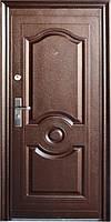 Входная металлическая дверь Двери Оптом Эконом ТР-С 05+ молоток 960