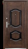 Входная металлическая дверь Двери Оптом Нестандарт ТР-С 61 бархатный лак 2300*960