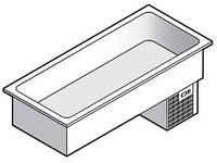 Холодильная ванна встраиваемая Emainox - IVR3