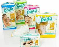 Дитячі підгузники Дада: які вибрати краще?