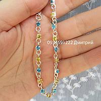 Женский браслет из серебра , фото 1