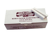 "Мел белый  100 шт. "" Koh-I-NooR "" квадратный"