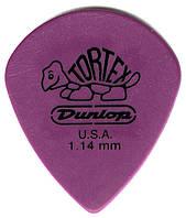 Медиатор Dunlop 498R1.14 Tortex Jazz III XL 1.14 mm