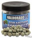 Пеллет насадочный Haldorádó TOP Method мягкий плавающий 8 мм  80 гр  Фермент протеин