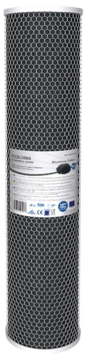 Картридж угольный блок Aquafilter FCCBL 20BB