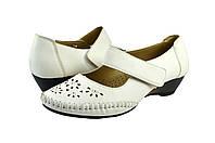 Женские туфли inblu ay2m молочные   летние , фото 1