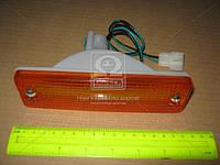 Указатель поворота в бампере левый=правый MAZDA 323 85-89 (TYC). 12-1243-B0-6B, фото 1