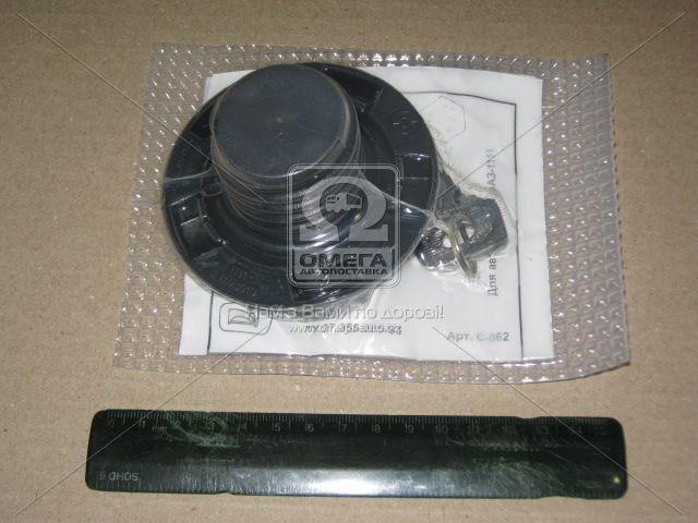 Крышка бака топливного ВАЗ 1111 с ключом (ДААЗ). 00000-096000000