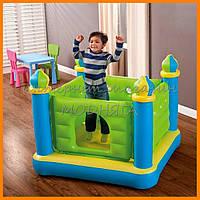 Детский надувной батут Замок 48257
