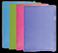 Папка-уголок А4 Barocco текстурн пластик BM.3851-99