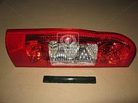Фонарь задний левый Ford TRANSIT 06- (TYC). 11-B384-01-2B