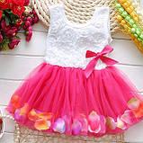 Платье нарядное детское. , фото 3