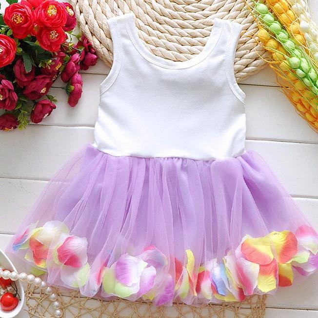 Платье нарядное детское.