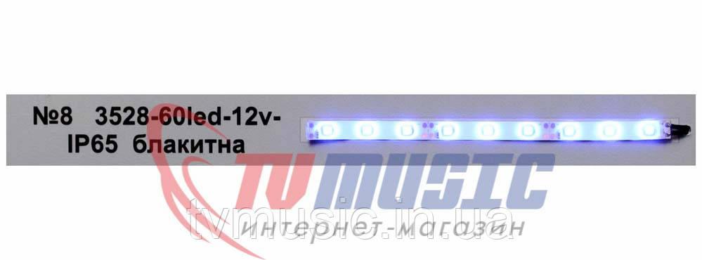 Светодиодная лента 3528-60 led (blue)